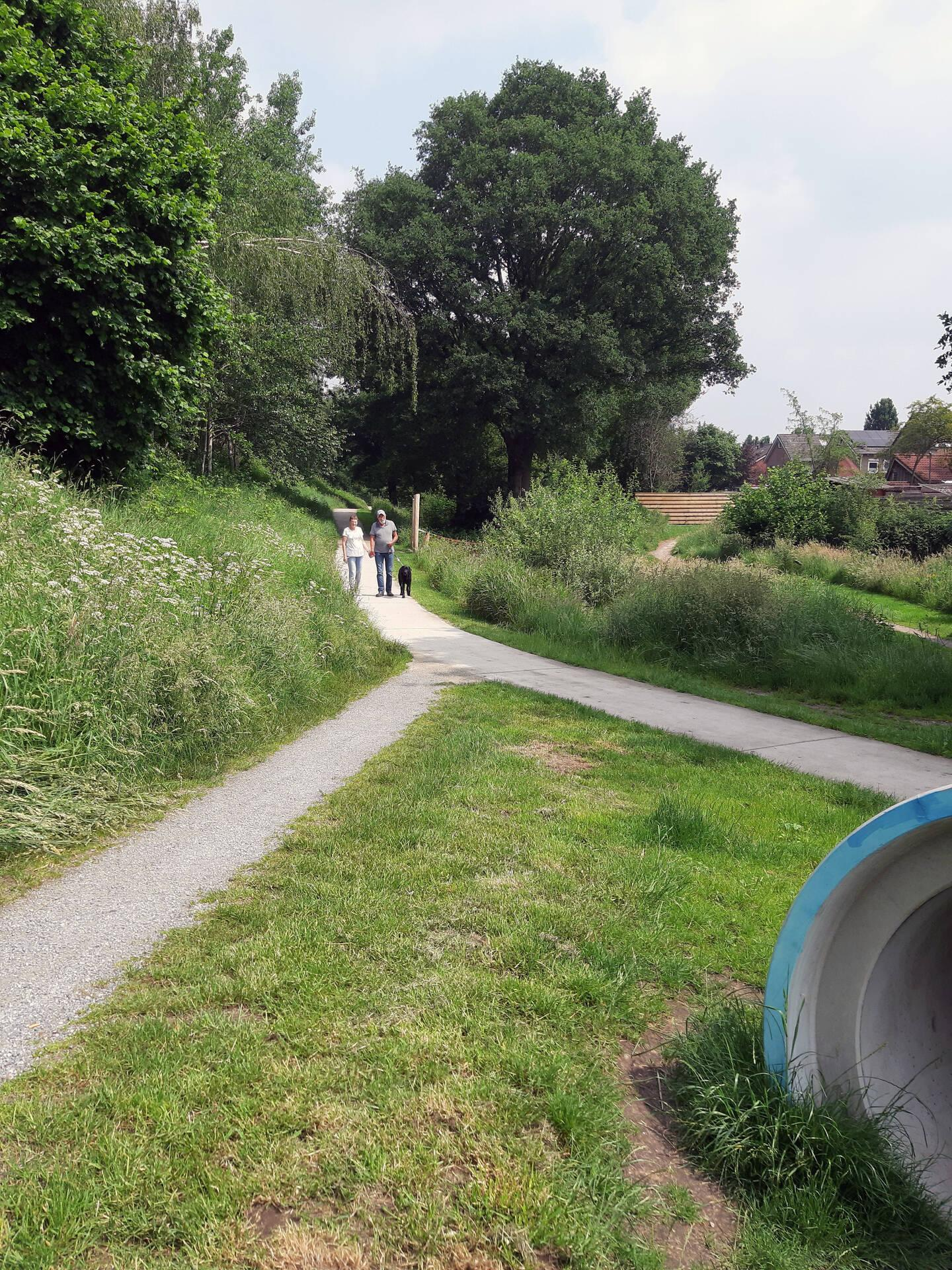 Rondje Beleefpark en Ossebroeken, kort (minder geschikt voor mindervaliden)