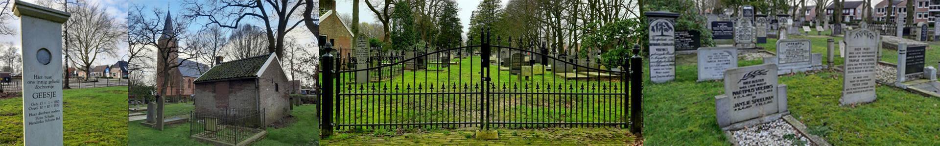 Begraafplaatsroute Torenlaan, deel 1