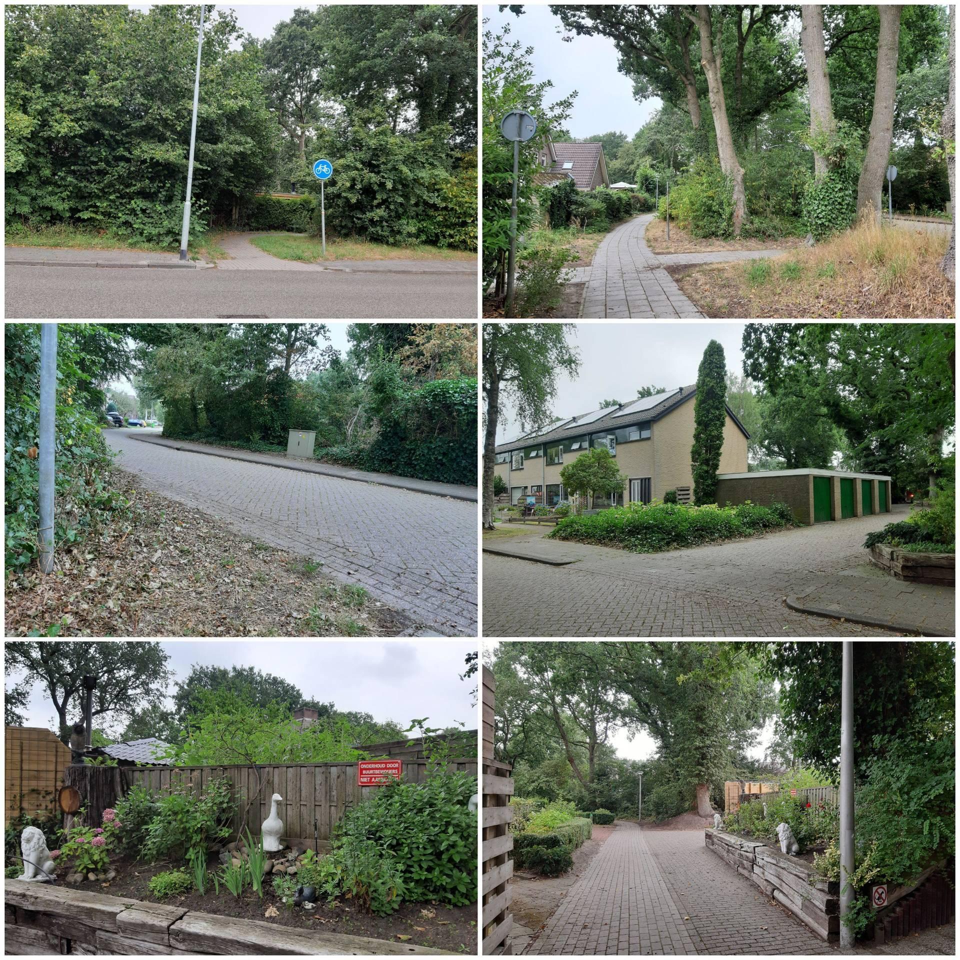 route naar Stalen Hendrik