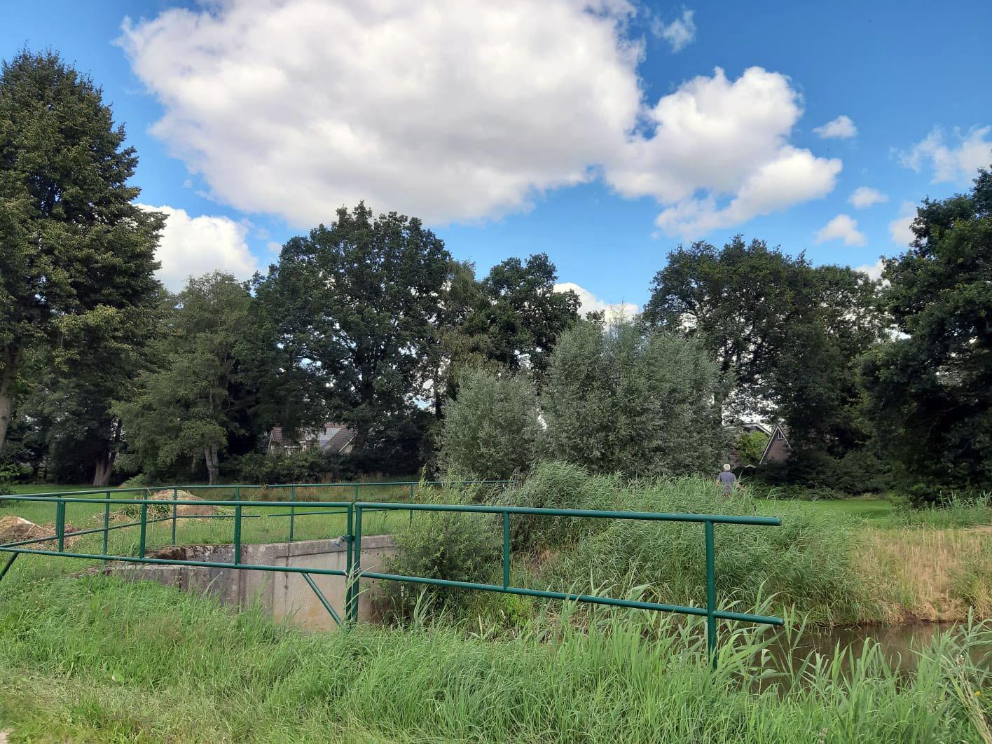 Schakelroute Waterlanders - Beleefpad/Ossebroeken