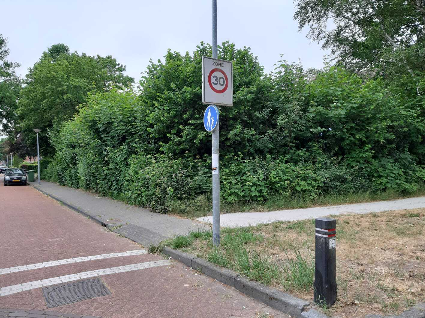 Rondje Beleefpark en Ossebroeken