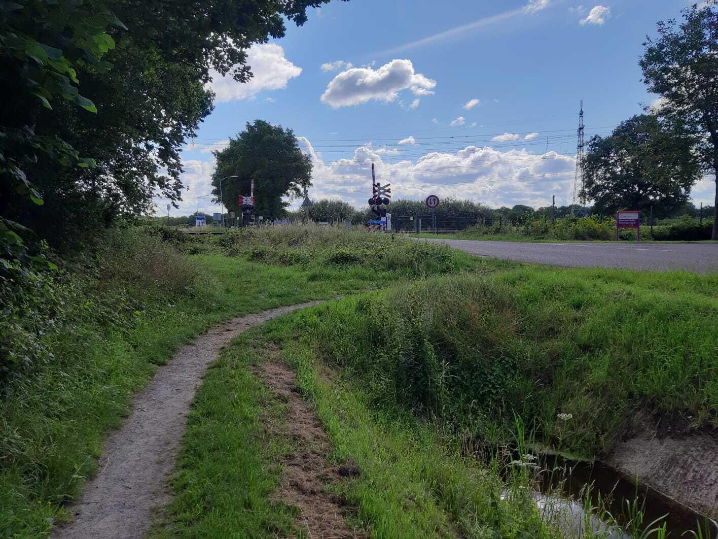 Schakelroute Noordveen - Stroompad