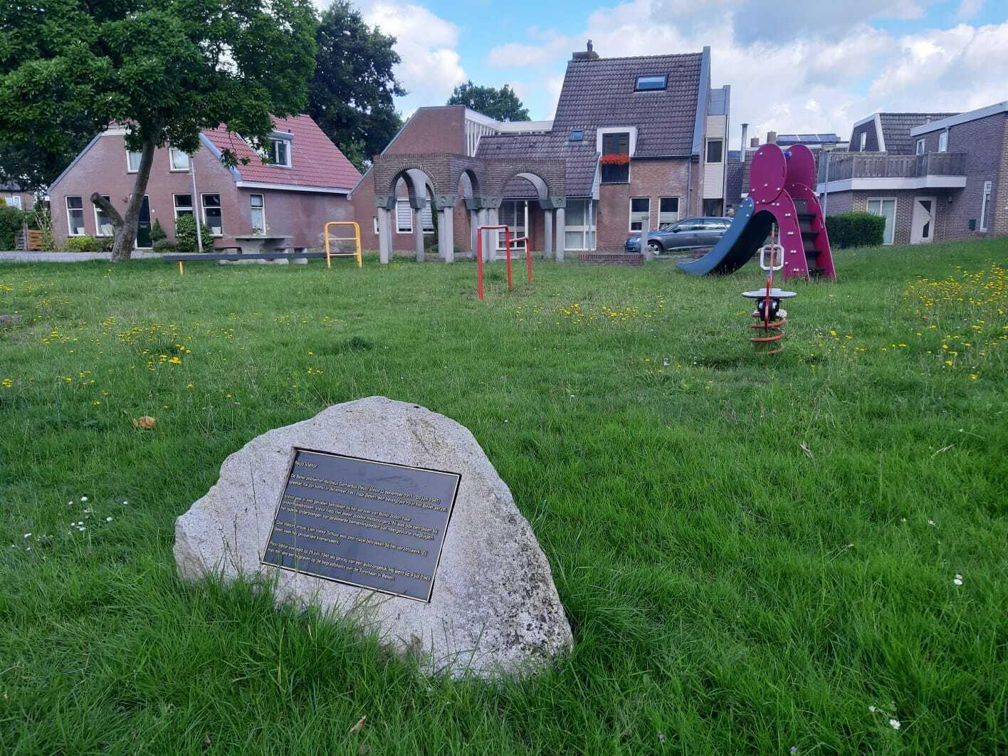 Begraafplaatsroute Torenlaan, deel 3