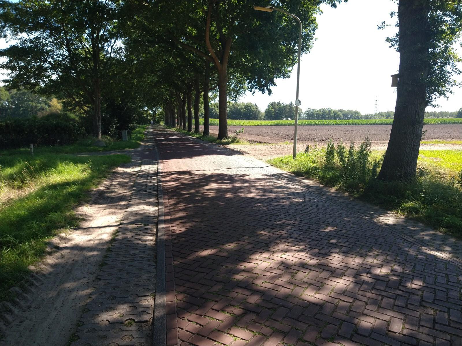 Schakelroute Nagtegael - HLM