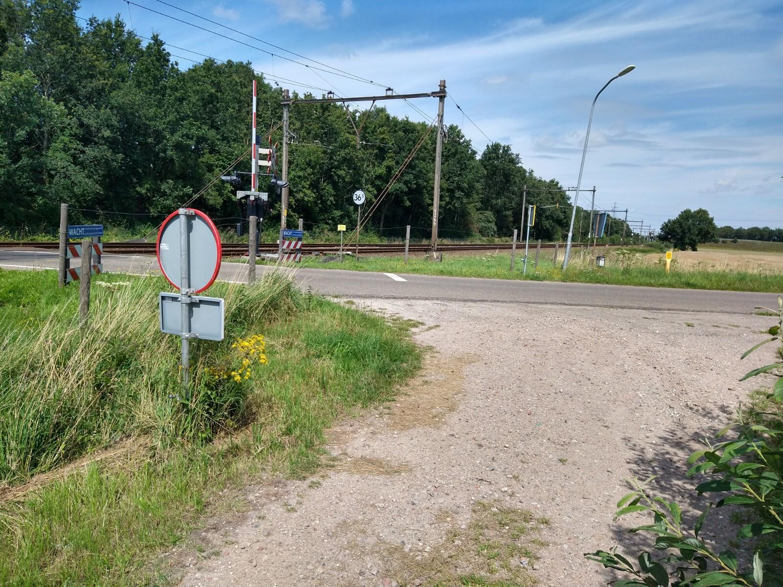 Schakelroute Stroompad - Noordveen