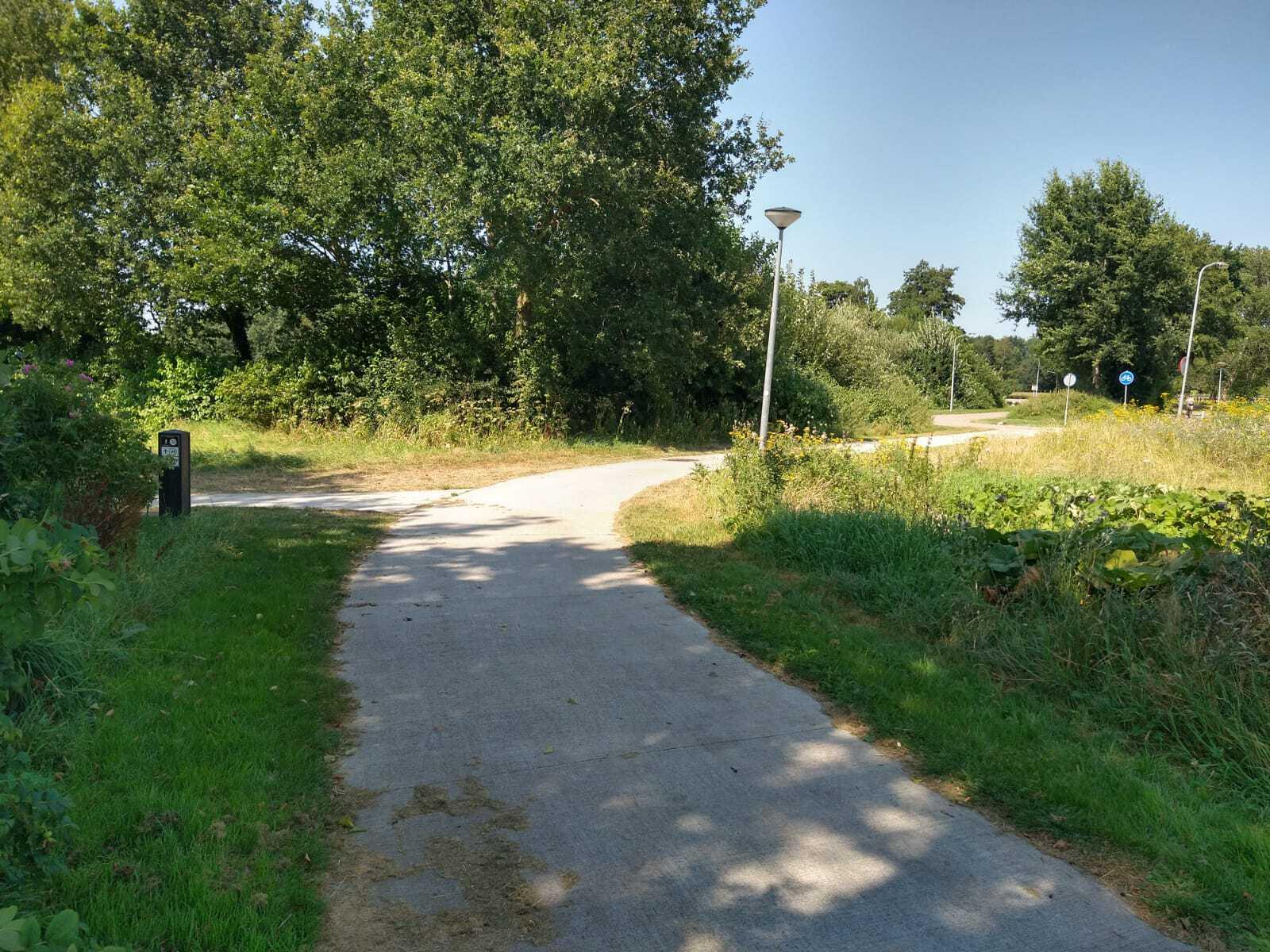 Schakelroute Schapendrift - Plattenveld