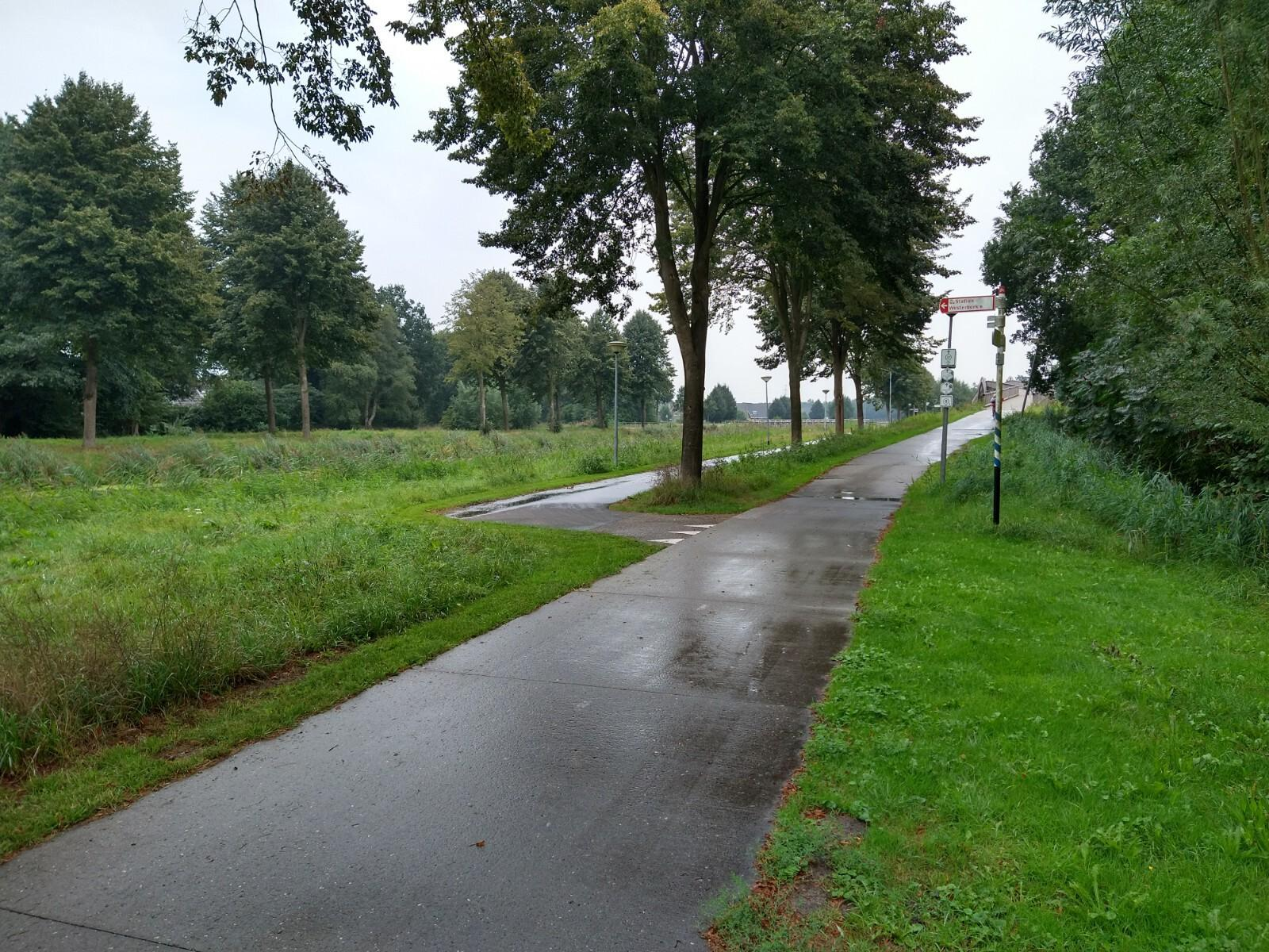 Schakelroute Bottervolk - Nagtegael
